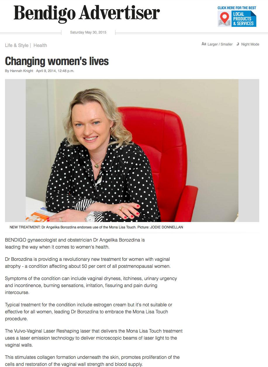 Changing-womens-lives-_-Bendigo-Advertiser-2015-05-29-17-56-30