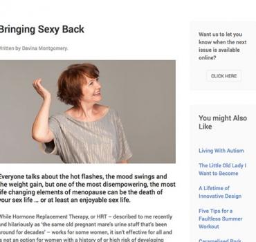 Bringing Sexy Back