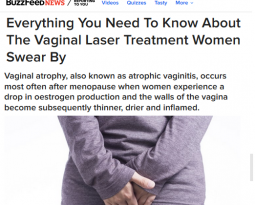 Everything You Need To Know About The Vaginal Laser Treatment Women Swear By