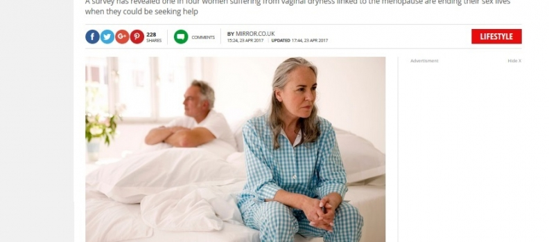 Thousands of women have stopped having sex because of this embarrassing condition – but there is an answer