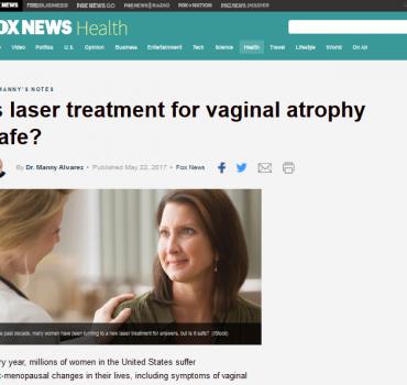 Is laser treatment for vaginal atrophy safe?