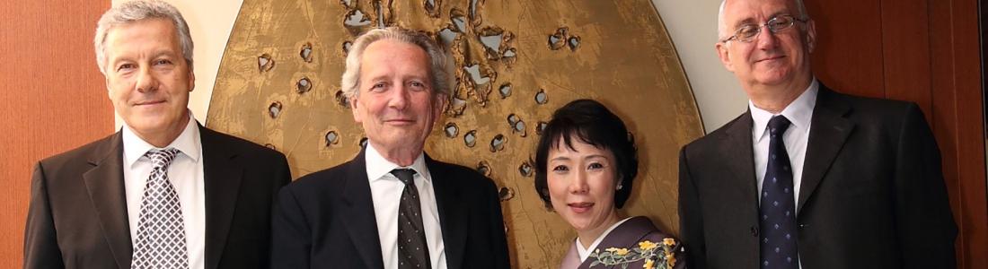 日本-日本DEKA 公司 5 周年庆典上介绍了 MonaLisa Touch (蒙娜丽莎 之吻 ) 疗法