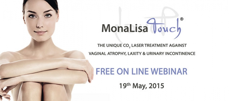 How MonaLisa Touch treatment is changing women's life – Online Conference