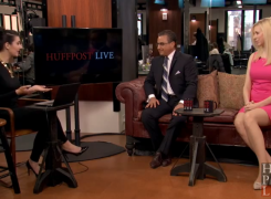 MONALISA TOUCH® ON HUFFINGTON POST LIVE! WATCH THE INTERVIEW WITH DR. MICKEY KARRAM AND LISA ELLIOT