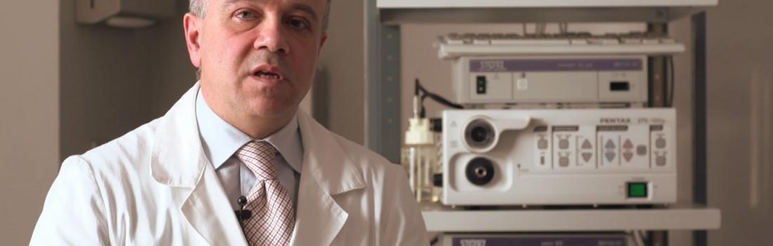 Prof. Stefano Salvatore – Krankenhaus San Raffaele und Vita Salute, Mailand – Italien